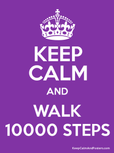 10,000 steps: Not one size fits all